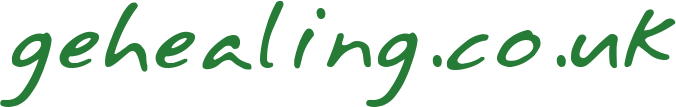 www.gehealing.co.uk Logo